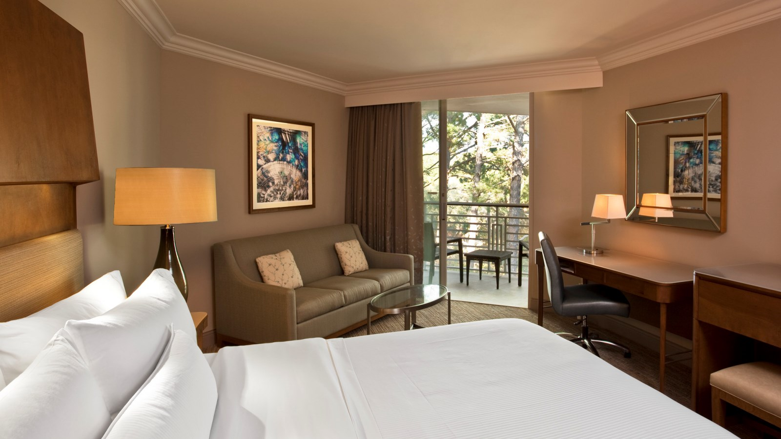 Hilton Head Hotels - The Westin - Traditional Guestroom