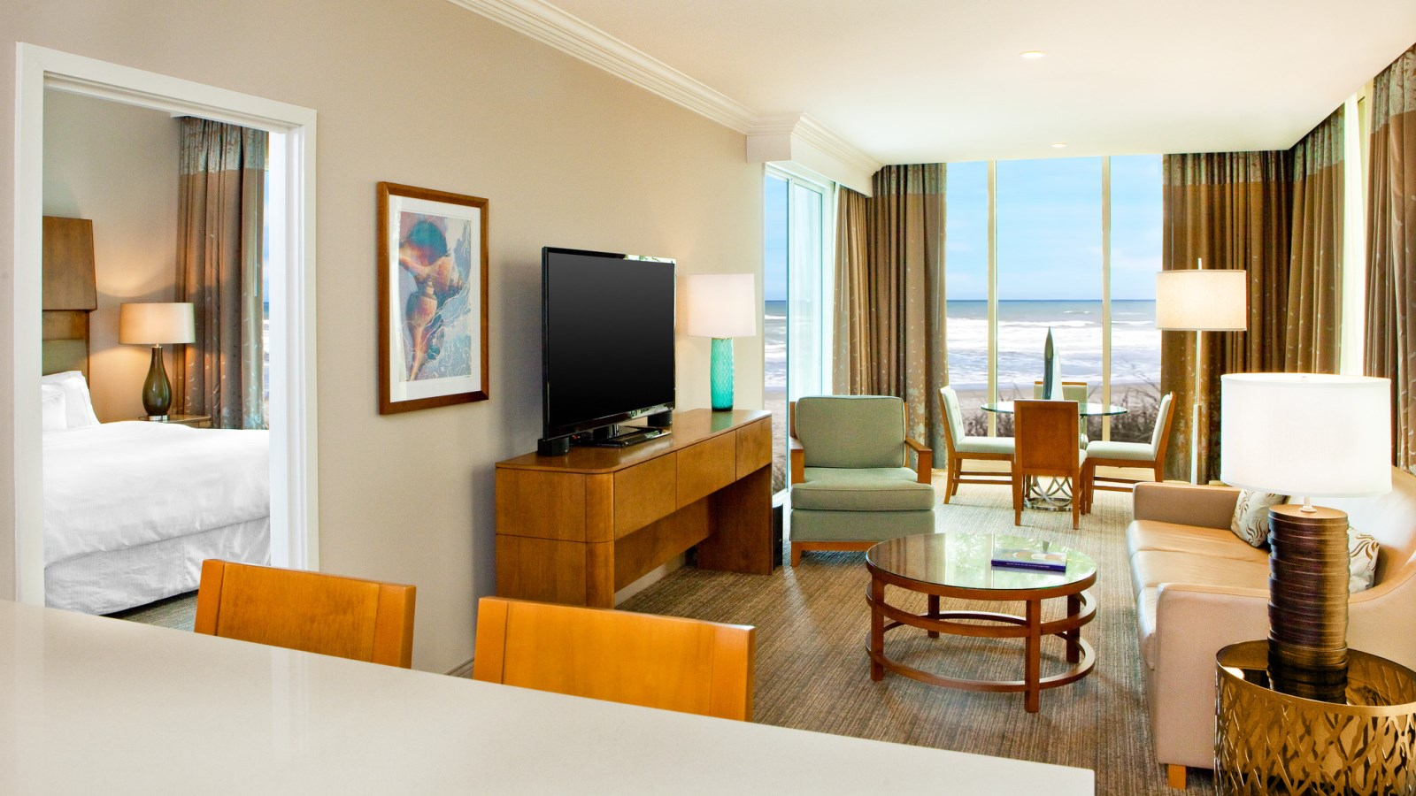 Hilton Head Hotels - The Westin - Hilton Head Suite Family Room