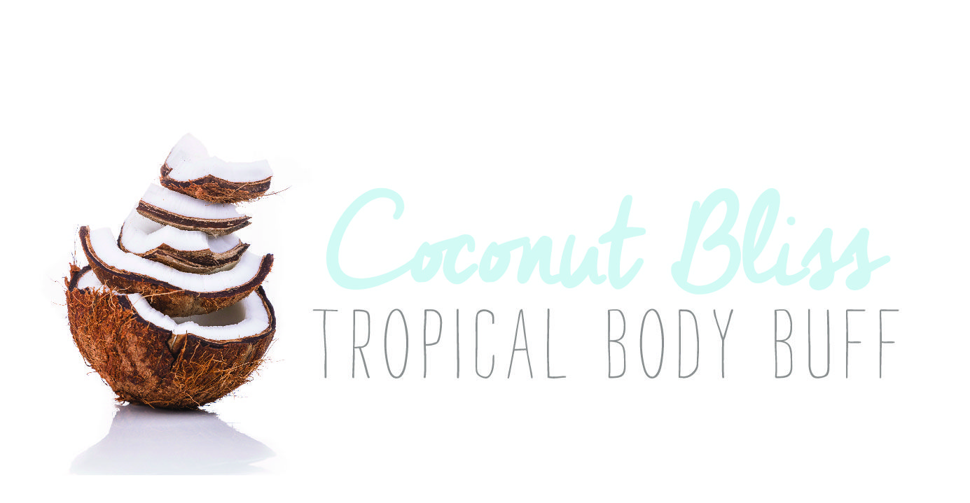 Coconut Bliss Tropical Body Buff