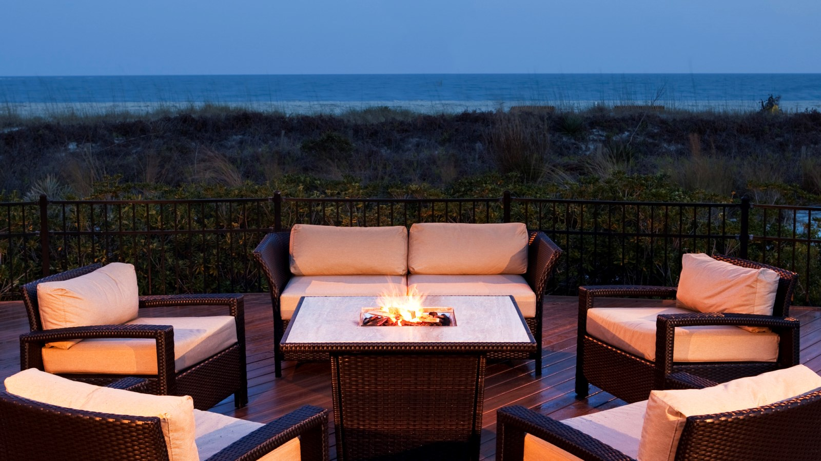 Hilton Head Meetings - Pool Terrace