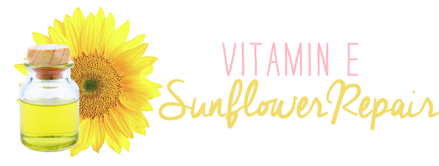 Vitamin E Sunflower Repair