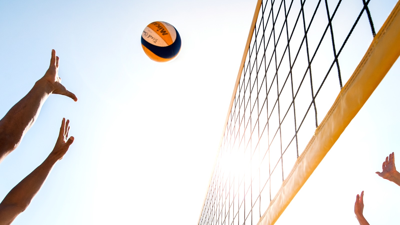 Beach Volleyball | The Westin Hilton Head Island Resort & Spa